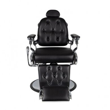Barberio krėslas GABBIANO PIETRO, juodos sp. 5