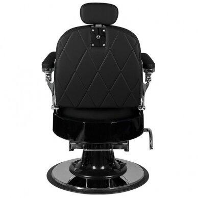 Barberio krėslas GABBIANO VITO, juodos sp. 5