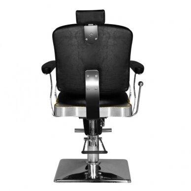 Barberio krėslas HAIR SYSTEM  SM180, juodos sp. 2