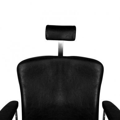 Barberio krėslas HAIR SYSTEM  SM180, juodos sp. 5