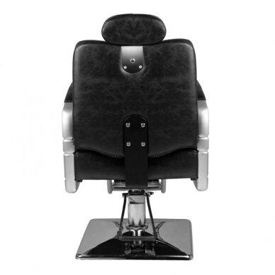Barberio krėslas HAIR SYSTEM SM182, juodos sp. 5