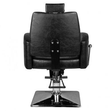 Barberio krėslas HAIR SYSTEM SM184, juodos sp. 5