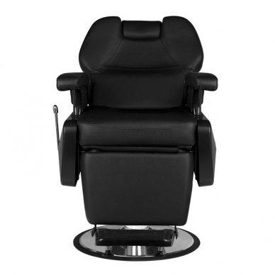 Barberio krėslas NEW YORK, juodos sp. 4