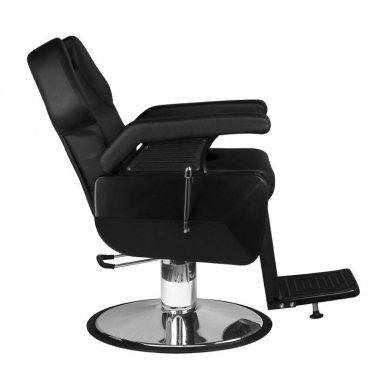 Barberio krėslas NEW YORK, juodos sp. 5