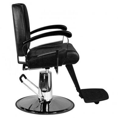 Barberio krėslas SM101, juodos sp. 4