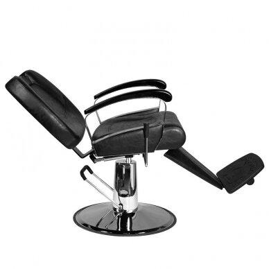 Barberio krėslas SM101, juodos sp. 5