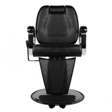 Barberio krėslas SM101, juodos sp. 2