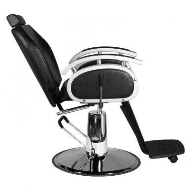 Barberio krėslas SM106, juodos sp. 2