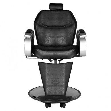 Barberio krėslas SM106, juodos sp. 4
