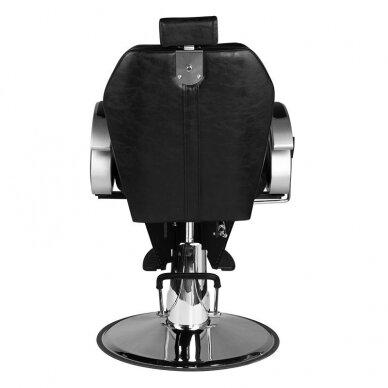 Barberio krėslas SM106, juodos sp. 5