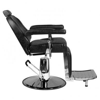 Barberio krėslas SM138, juodos sp. 3