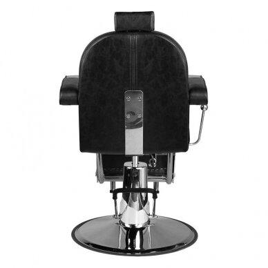 Barberio krėslas SM138, juodos sp. 5