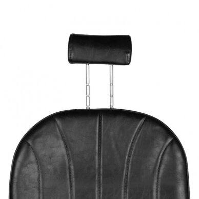 Barberio krėslas SM138, juodos sp. 6