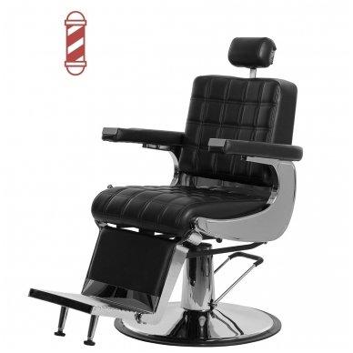Barberio krėslas Weelko Bessone, juodos sp. 2