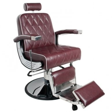 Barzdos kirpėjo kėde GABBIANO IMPERIAL, tamsiai raudona sp.