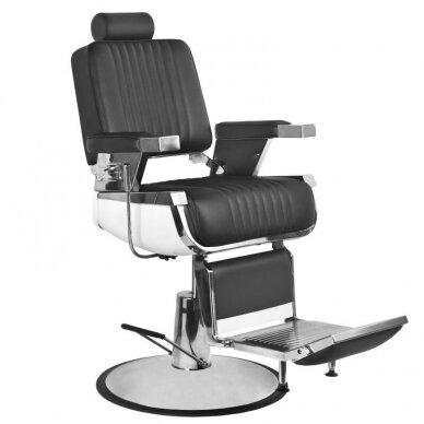 Barzdos kirpėjo kėde  ROYAL II , juodos spalvos.