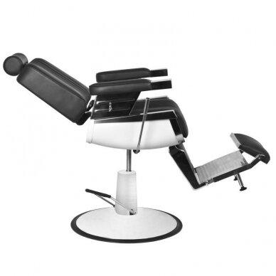 Barzdos kirpėjo kėde  ROYAL II , juodos spalvos. 4