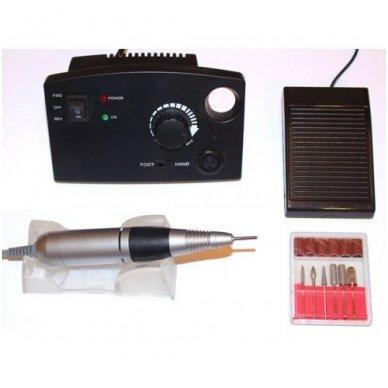 Beautyfor manikiūro aparatas, juodos sp. 2
