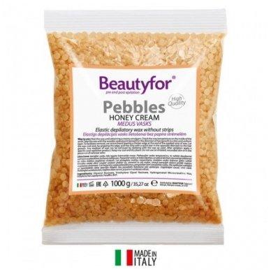 Beautyfor Medaus vaškas granulėmis, 1kg