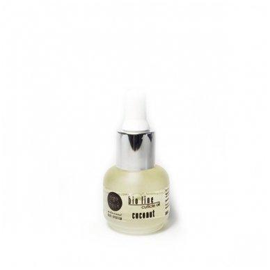 Bee Professional Bio nagų ir nagų odelių aliejus (kokosas), 15 ml