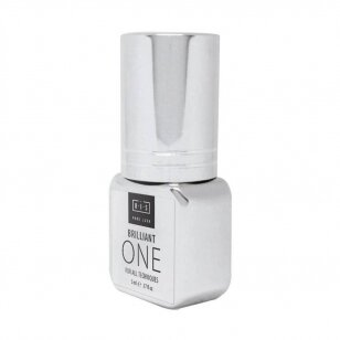 BIS Pure Lash Brilliant ONE blakstienų klijai, 5 ml