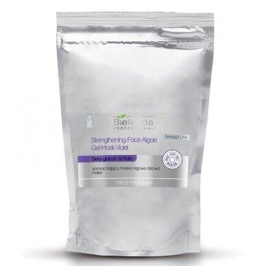 Bielenda alginatinė - gelio kaukė su Rutinu, Beta-gliukanu, Vitaminu C, 200g