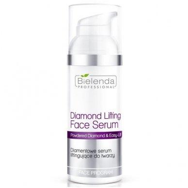 Bielenda deimantinis veido stangrinimo serumas, 50ml