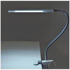 LED lempa  SLIM SNAKE, juodos sp.