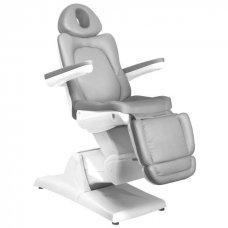 Kosmetologinis krėslas AZZURRO 870. pilkos sp.