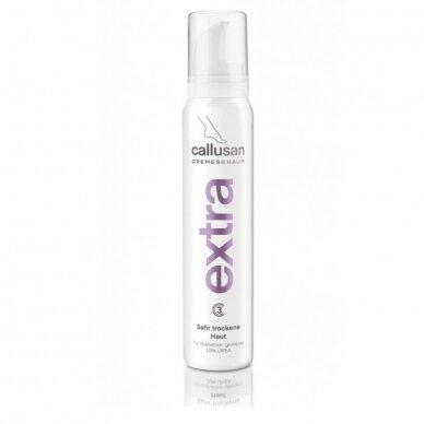 """Callusan """"Extra"""" putos labai sausai, pleiskanojančiai ir įtrūkusiai odai, 125 ml"""