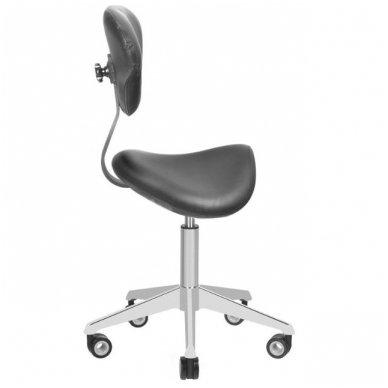 Meistro kėdė AZZURRO 038S, juodos sp. 3
