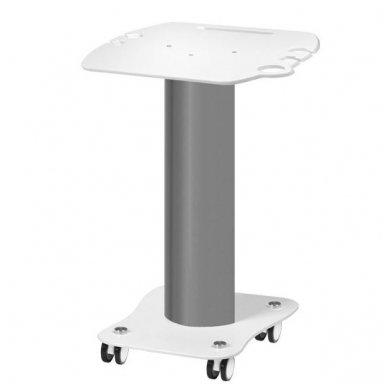 Kosmetologinis vežimėlis - staliukas įrangai, baltos sp. 3