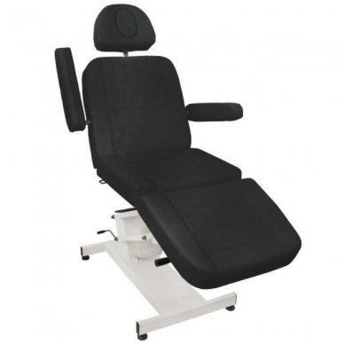 Kosmetologinis elektrinis krėslas-lova AZZURRO 705, juodos sp. 4