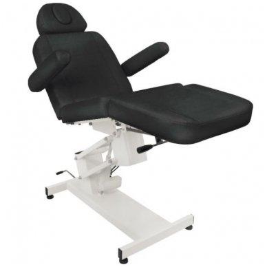 Kosmetologinis elektrinis krėslas-lova AZZURRO 705, juodos sp. 5