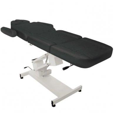 Kosmetologinis elektrinis krėslas-lova AZZURRO 705, juodos sp. 3