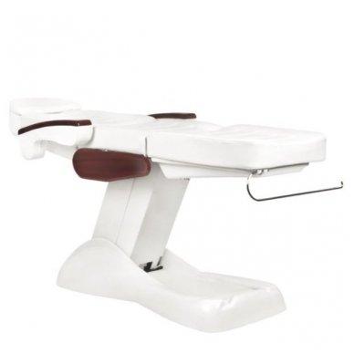 Elektrinis kosmetologinis krėslas LUX, baltos sp. 3