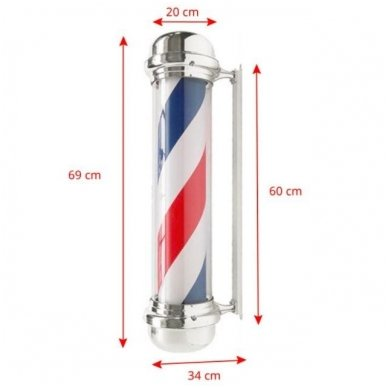 Šviestuvas Barber salonui 2