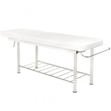 Masažo stalas-lova AM 812, baltos sp 2