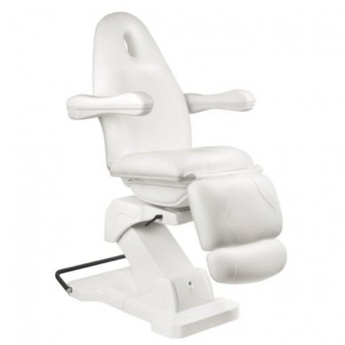 Elektrinis kosmetologinis krėslas , su 3 varikliais