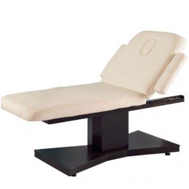 Masažo stalas-lova SPA AZZURRO 805, smėlio sp.