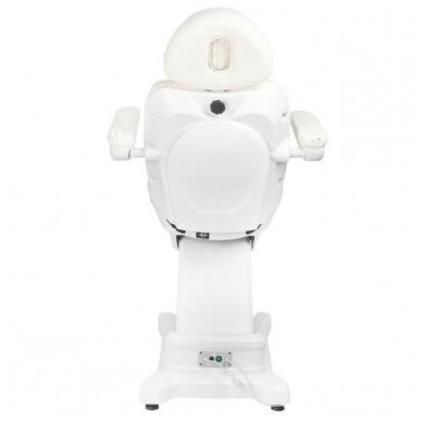 Elektrinis kosmetologinis krėslas AZZURRO 871A, baltos sp. 4