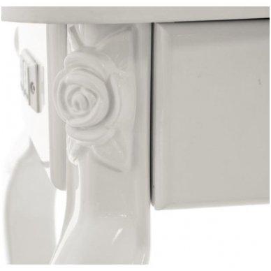 Manikiūro stalas STYL 2049, baltos sp. 3