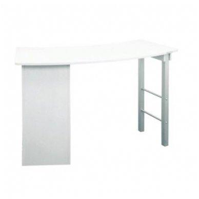 Manikiūro stalas GIOVANNI DM135, baltos sp. 3