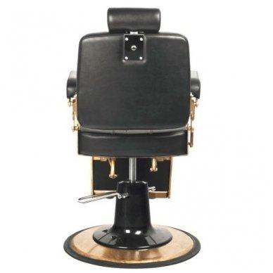 Barberio krėslas BOSS, juodos sp. 3