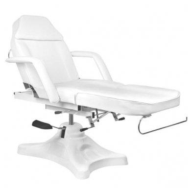 Kosmetologinis krėslas A234D, baltos sp.  3