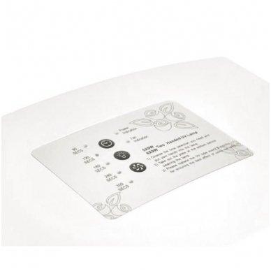 Lempa UV 45W su ventiliatoriumi, baltos sp. 3