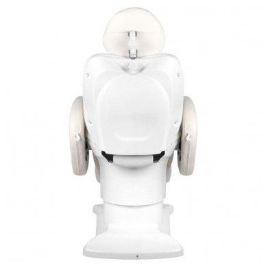 Elektrinis kosmetologinis krėslas AZZURRO 813A, 3 varikliai, baltos sp. 4