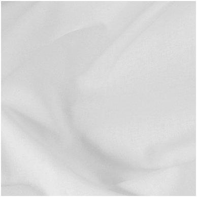 Comfort paklodės su guma, 20cm čiužiniui, baltos sp.