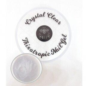 Crystal Clear Thixotropic gelis nagams, 5ml