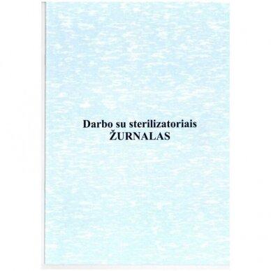 Darbo su sterilizatoriais žurnalas, 48 psl.